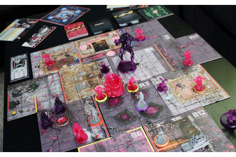 Advanced Review: Ghostbusters: The Board Game II ...