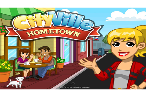 CityVille Hometown - iPhone & iPad Gameplay Video - YouTube