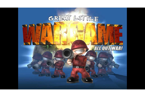 Great Little War Game - All Out War for Android - YouTube