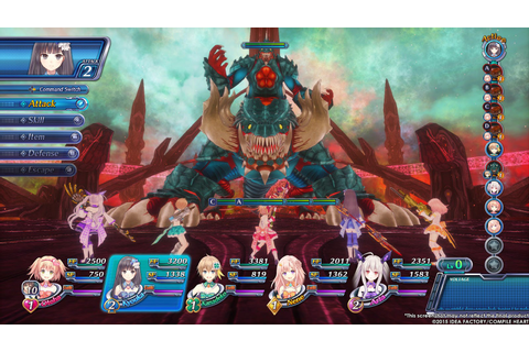 Review: Omega Quintet (Sony PlayStation 4) - Digitally ...