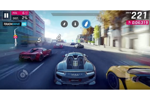 Asphalt 9 Legends Download For PC [Windows] + Apk For Android