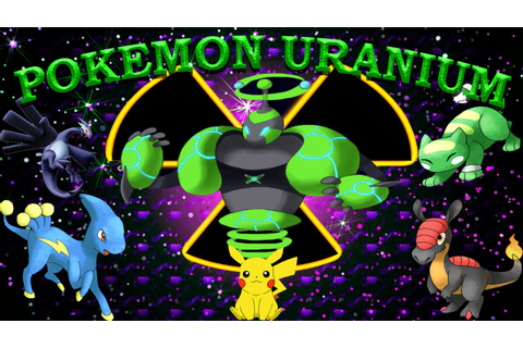 Pokemon Uranium - Play Game Online