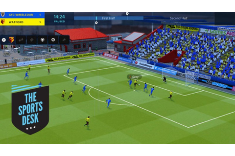 The Sports Desk – Football Manager Touch 2018 Strikes The ...