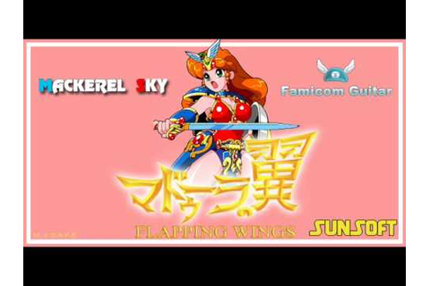 Sabao X Famicom Guitar - Flapping Wings [Wing of Madoola ...