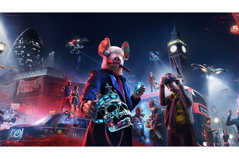 Watch Dogs: Legion launches March 6, 2020 for PS4, Xbox ...