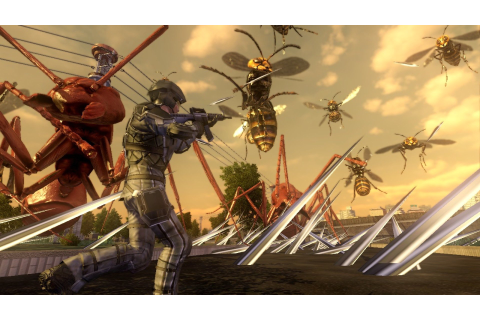 Earth Defense Force 2025 (PS3 / PlayStation 3) Game ...