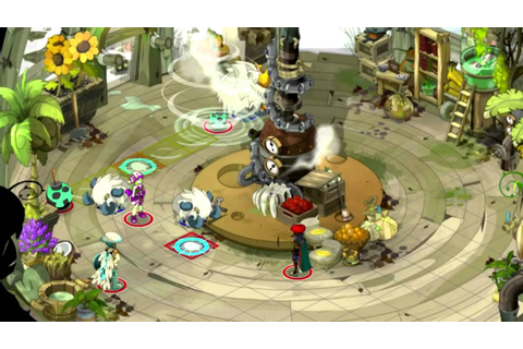 DOFUS – Tráiler gameplay Selotropes - YouTube