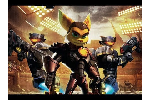 CGRundertow RATCHET: DEADLOCKED for PlayStation 2 Video ...