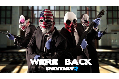 Payday 2: Game Giveaway!! Includes-DayZ, Starbound, Payday ...