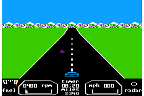 The Great American Cross-Country Road Race (1985) by ...