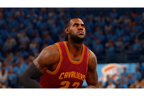 NBA Live 16: NBA Finals Gameplay Cavaliers @ Thunder (Full ...