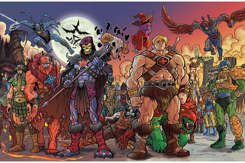Casting the Inevitable Masters of the Universe Movie Reboot