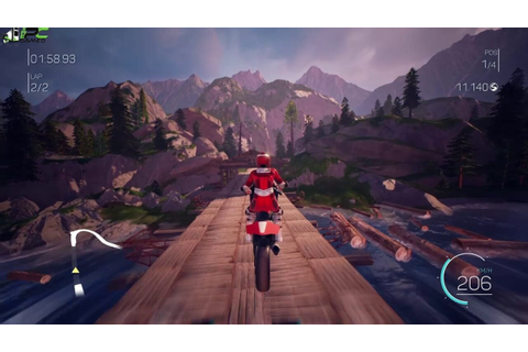 Moto Racer 4 PC Game + All DLCs Free Download