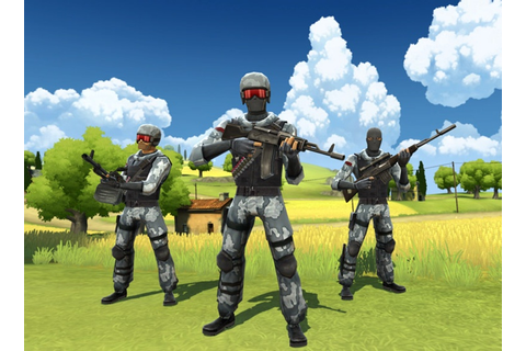 Download Free MMORPG : Battlefield Heroes | MMOLite