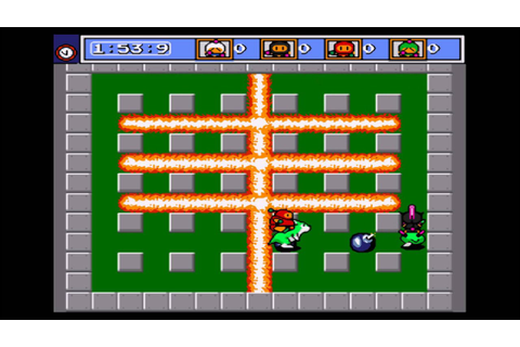 mega bomberman battle game HD 1 game (sega genesis) - YouTube