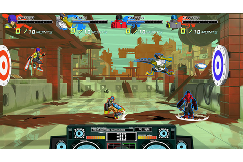 Lethal League Blaze launches October 24 for PC, spring ...