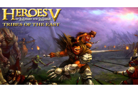 Heroes 5 Tribes of the East Игрофильм - YouTube