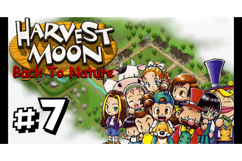 [epsxe][GAME][PC] Harvest Moon Back To Nature ~ Munload ...
