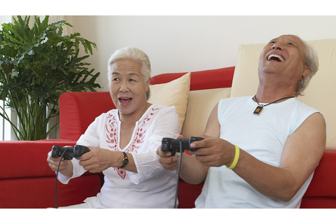Video Games: Attitudes and Habits of Adults Age 50-Plus