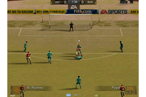 Play soccer on the web with FIFA Online 2