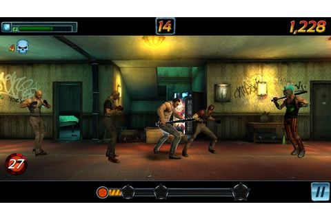 Fightback review: old-school fighting action on iOS