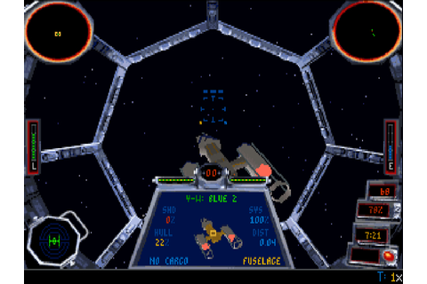 Good Old Reviews: Star Wars: Tie Fighter | Good Old ...