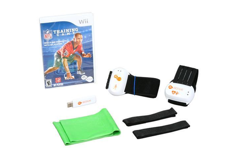 EA Sports Active NFL Training Camp Bundle Wii Game ...
