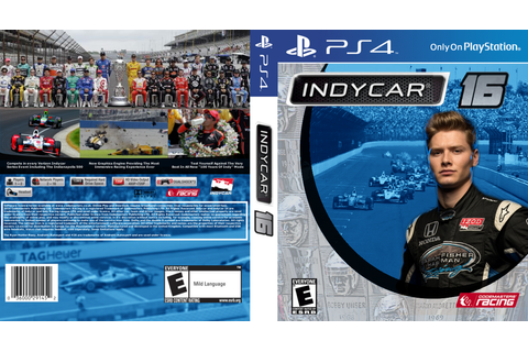 Indycar 2016 Game Cover by karl100589 on DeviantArt