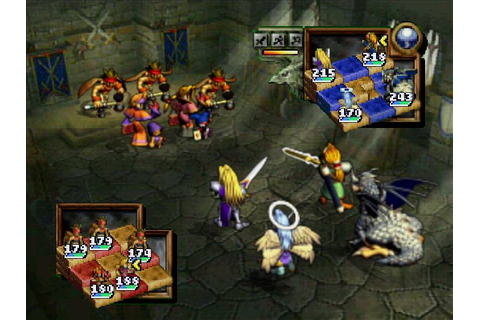 Ogre Battle 64: Person of Lordly Caliber – First ...