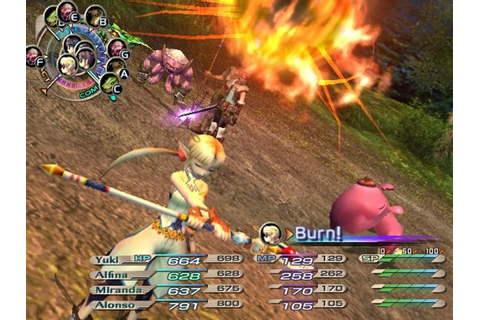 Grandia III [PlayStation 2] – Review | My Brain on Games