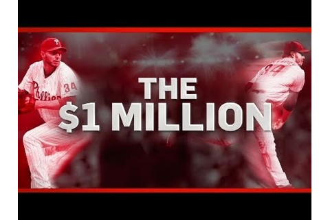 Major League Baseball 2K11 - $1 Million Perfect Game ...