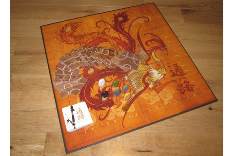Tsuro: The Game of the Path Is the Game for You | WIRED