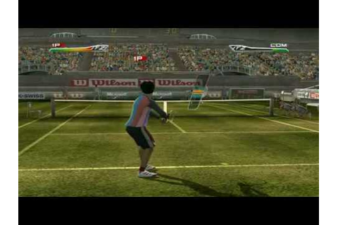 Top Spin Gameplay PC (Best Tennis Game Ever) - YouTube