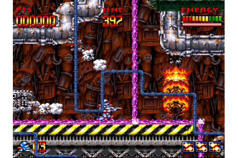 Super Turrican Download Game | GameFabrique