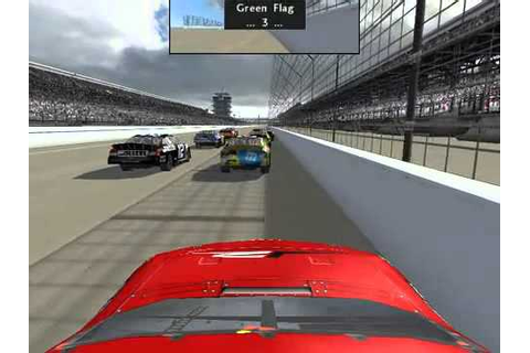 Game Nascar Sim Racing - YouTube