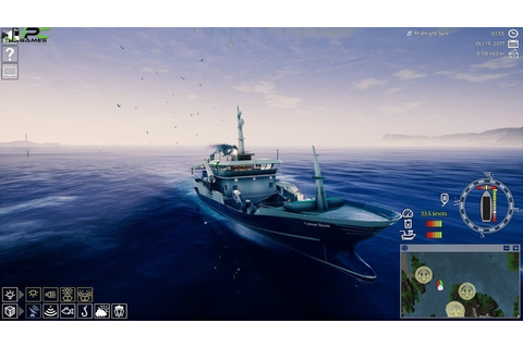 Fishing Barents Sea PC Game + Update V1.06 Free Download