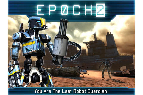 Robot combat shooter Epoch 2 goes free for first time ever ...