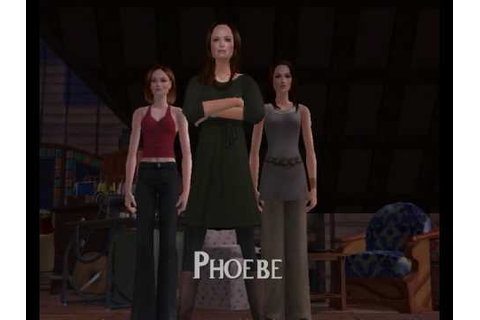 Charmed Video Game Trailer One - YouTube