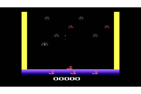 Deadly duck - Atari 2600 - 80s Retro Game | Odd Pod - YouTube