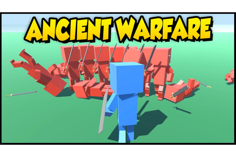 Ancient Warfare Low Poly Third Person TABS-Like Game ...