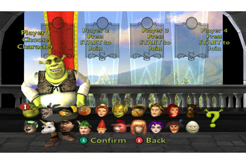 Shrek Super Slam Auf Qwant Games