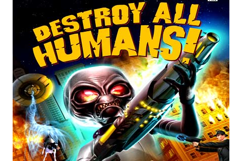 New Destroy All Humans! Games Revealed by THQ - GameGuru