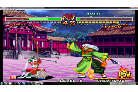 Samurai Shodown V Special gameplay - YouTube