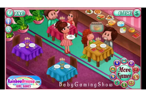 Cooking Games - Meal Games - Dinner Date Restaurant Game ...