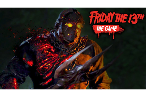 Friday The 13th The Game 😱 THE SCARIEST JASON SKINS ...