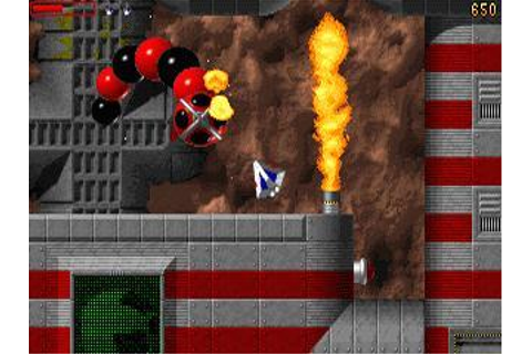 TerraFire Download (2000 Arcade action Game)