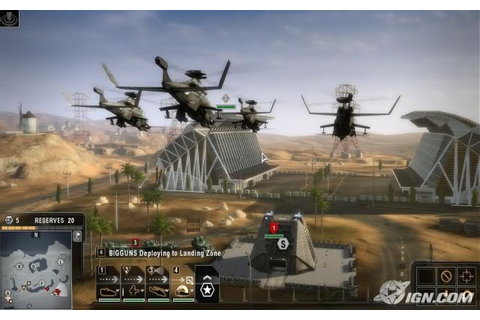 Tom Clancys Endwar PC Game Download Free Full Version