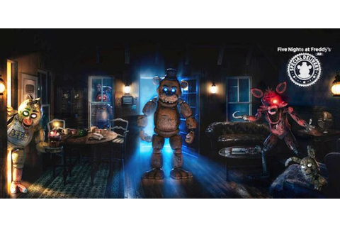 New AR Game Five Nights At Freddy's AR: Special Delivery ...