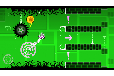 Download Geometry Dash Full PC Game