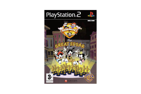 Animaniacs: The Great Edgar Hunt - Playstation 2: PS2 game
